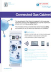 Connected Gas Cabinet