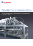 turbo brayton brochure cover