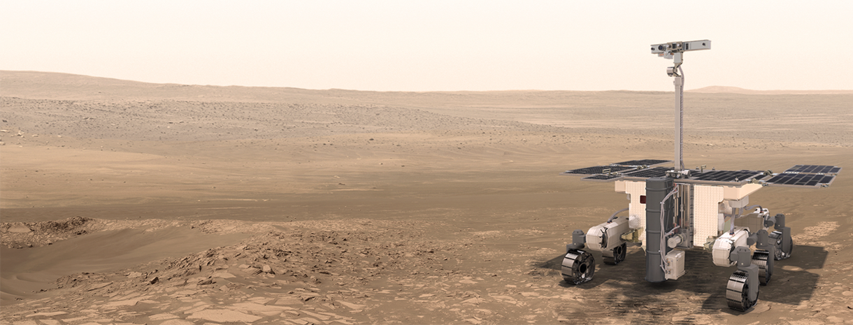 exomars on mars