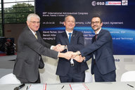 Air Liquide will supply an hydrogen fuel cell for LUNA