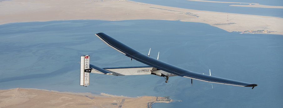 solar impulse pacific ocean