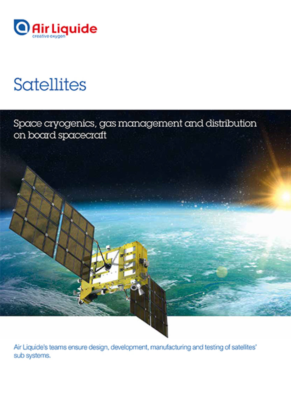 brochure satellites
