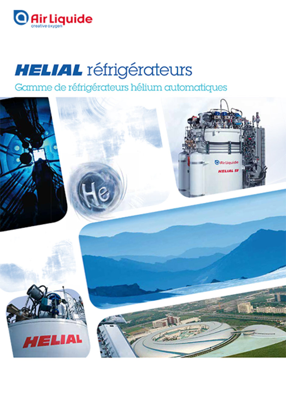 helial refrigerateur brochure couverture